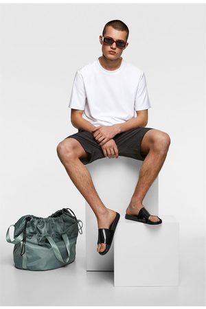 Zara Vinyl-sandale