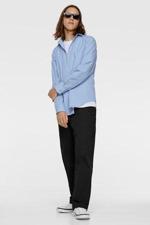 Zara Pflegeleichtes karohemd