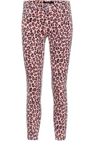 J Brand Mid-Rise Skinny Jeans 835