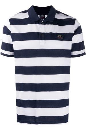 Paul & Shark Herren Poloshirts - Striped polo shirt