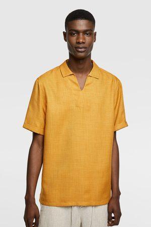 Zara Herren Poloshirts - Polohemd