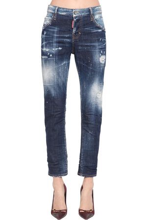 "Dsquared2 Mädchen Jeans - Jeans Aus Baumwolldenim ""cool Girl"""