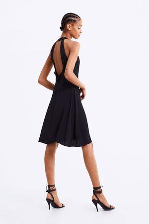 Zara Neckholder-kleid