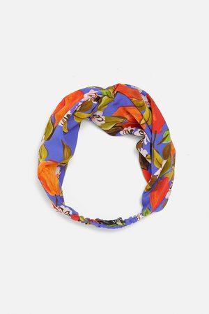 Zara Turban-haarband mit print