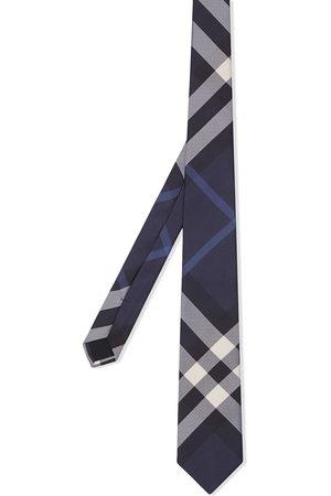 Burberry Classic cut check tie