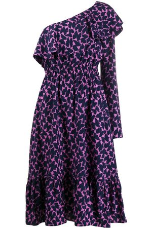 La DoubleJ Boogie one shoulder dress