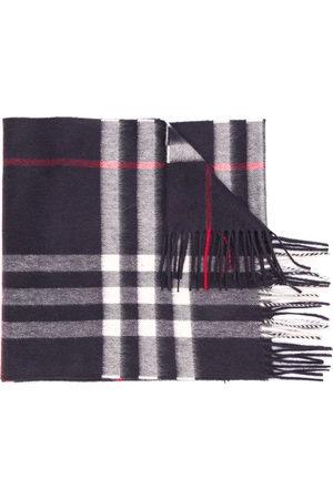 Burberry Herren Schals - Classic check cashmere scarf