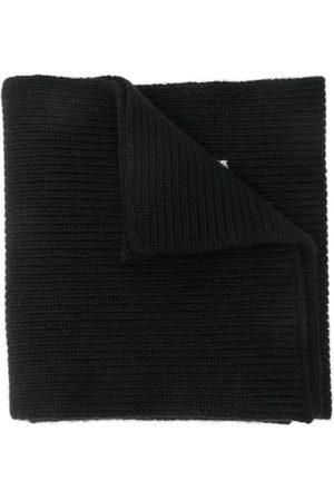 VALENTINO GARAVANI Knitted logo scarf
