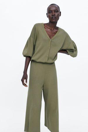 Zara Culotte-overall