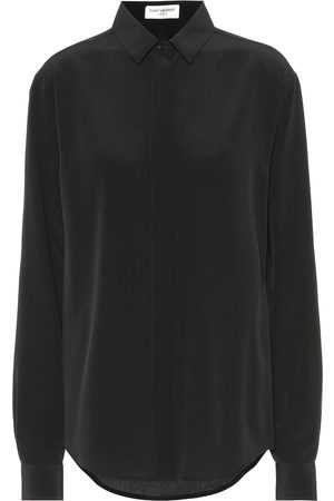 Saint Laurent Bluse aus Seide