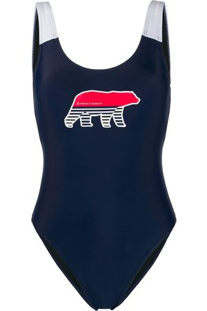 Perfect Moment Polar Bear swimsuit