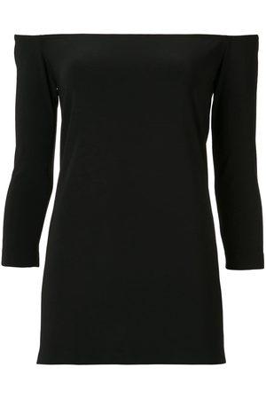 Norma Kamali Off-the-shoulder blouse