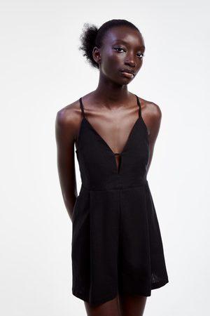 Zara Overall mit v-ausschnitt