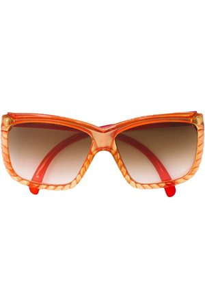 Dior Pre-owned oversized sunglasses