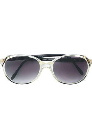 Yves Saint Laurent Transparent frame sunglasses