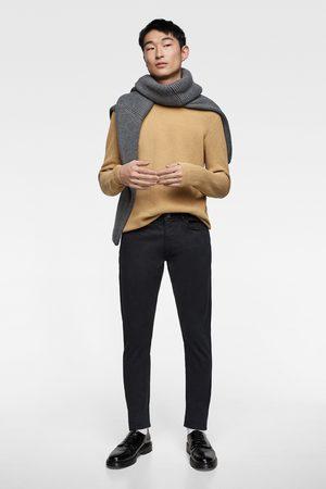 Zara Slim & Skinny Hosen - FARBIGE SLIM-FIT-HOSE