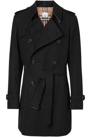 Burberry Herren Trenchcoats - Cotton Gabardine Trench Coat