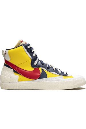 Nike Blazer & Sakkos - X Sacai Blazer Mid hi-top sneakers