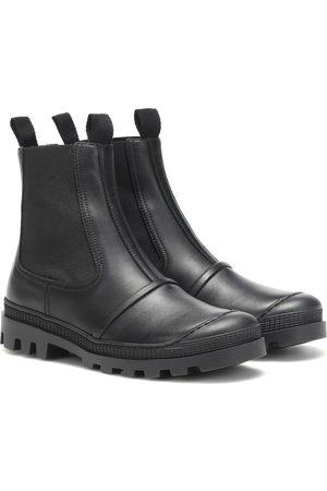 Loewe Damen Stiefeletten - Chelsea Boots aus Leder