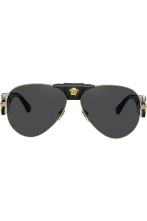 VERSACE Medusa Head aviator sunglasses