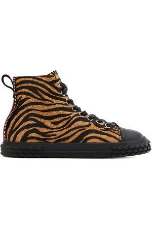 Giuseppe Zanotti Blabber animal-print sneakers