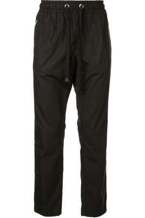 Dolce & Gabbana Straight leg track trousers