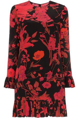 VALENTINO Damen Bedruckte Kleider - Floral print dress