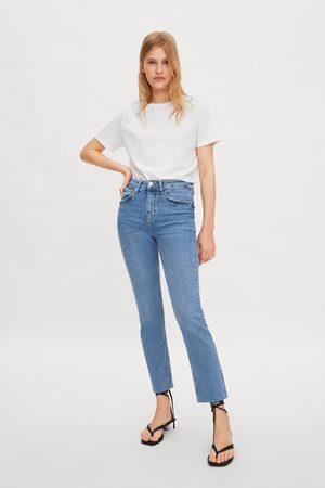 Zara Damen Slim - Jeans hi rise slim