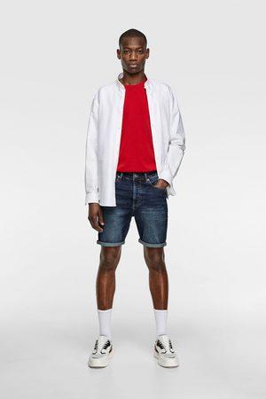 Zara Jeans-bermudashorts