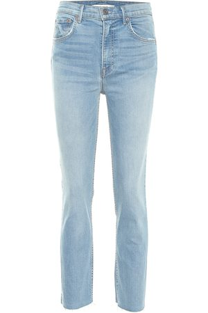 GRLFRND High-Rise Skinny Jeans The Reed