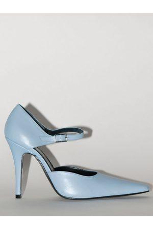 "DORATEYMUR Damen Ballerinas - 90mm Hohe Mary Jane-pumps ""groupie"""