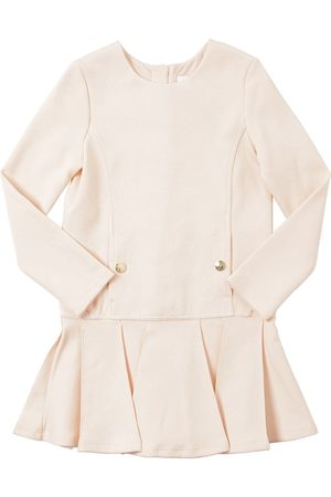CHLOÉ Damen Kleider - Kleid Aus Milanojersey Mit Knöpfen