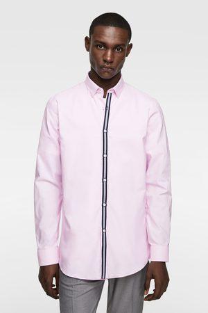 Zara Hemd mit streifen