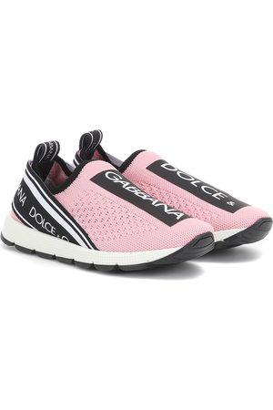 Dolce & Gabbana Sneakers Sorrento aus Mesh