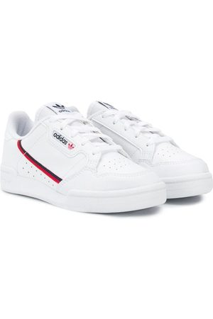 adidas Side stripe trainers