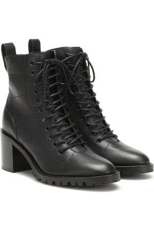 Jimmy choo Ankle Boots Cruz 65 aus Leder