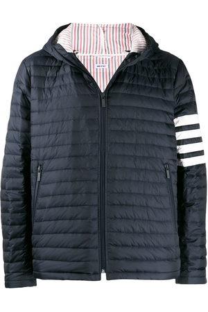 Thom Browne Herren Sommerjacken - 4-bar stripe padded jacket