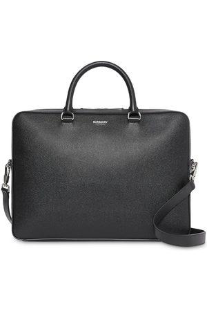 Burberry Herren Laptop- & Aktentaschen - Grainy Leather Briefcase