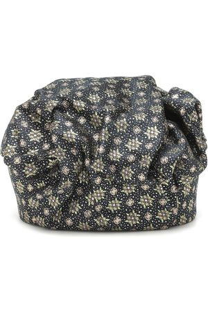 Erdem Hut aus Brokat