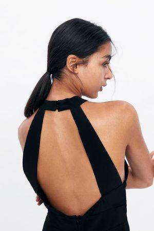 Zara Damen Kleider - Neckholder-kleid