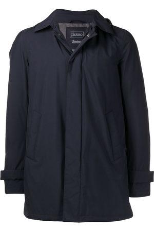 HERNO Zip-up lightweight parka jacket