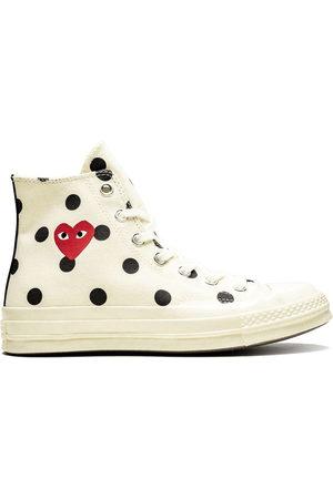 Comme Des Garçons Play x Converse Chuck 70 high-top sneakers