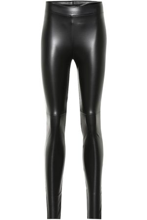 Wolford Leggings Estella aus Lederimitat