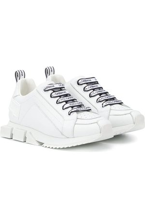 Dolce & Gabbana Lace-up logo sneakers