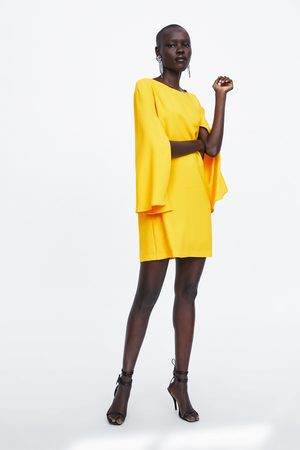 Zara Kleid mit cape-ärmeln