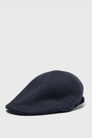 Zara Baseballcap aus pikee