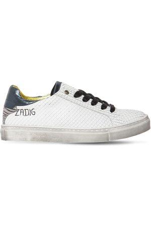 Zadig & Voltaire Ledersneakers