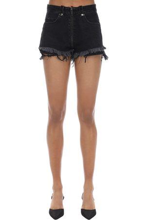 UNRAVEL Shorts Aus Baumwolldenim
