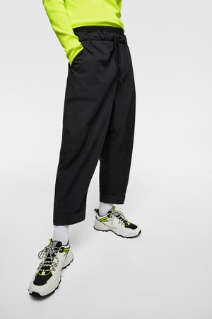 Zara Technical trousers with pockets