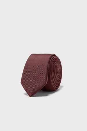 Zara Schmale ottomane-krawatte